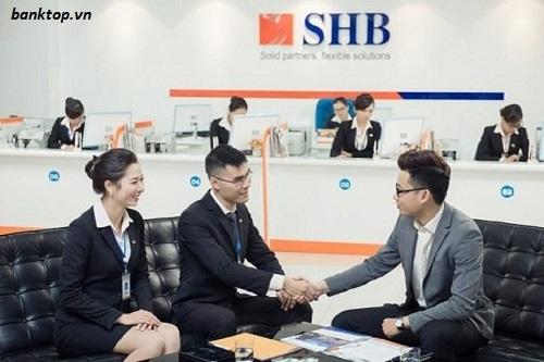 Lãi suất ngân hàng SHB bao nhiêu?