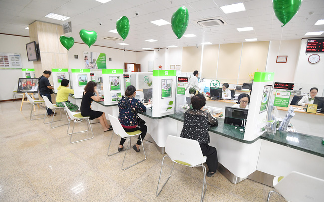 Lãi suất vay ngân hàng Vietcombank cập nhật mới nhất