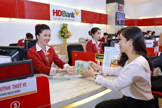 Hỗ trợ vay thế chấp ngân hàng HDBank lãi suất thấp