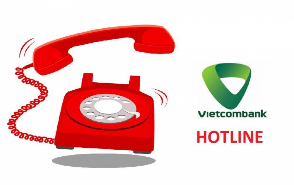 Mỗi chi nhánh Vietcombank Đà Nẵng đều có số hotline riêng
