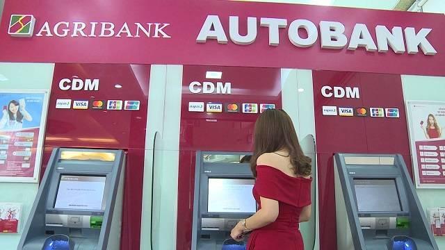 Thực hiện giao dịch tiện lợi với tài khoản Agribank